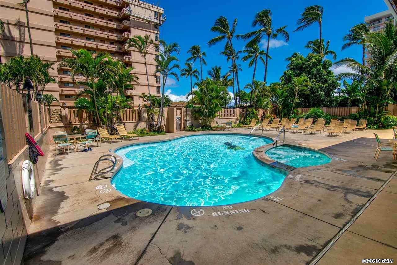 Maui Kai condo # 405, Lahaina, Hawaii - photo 24 of 28