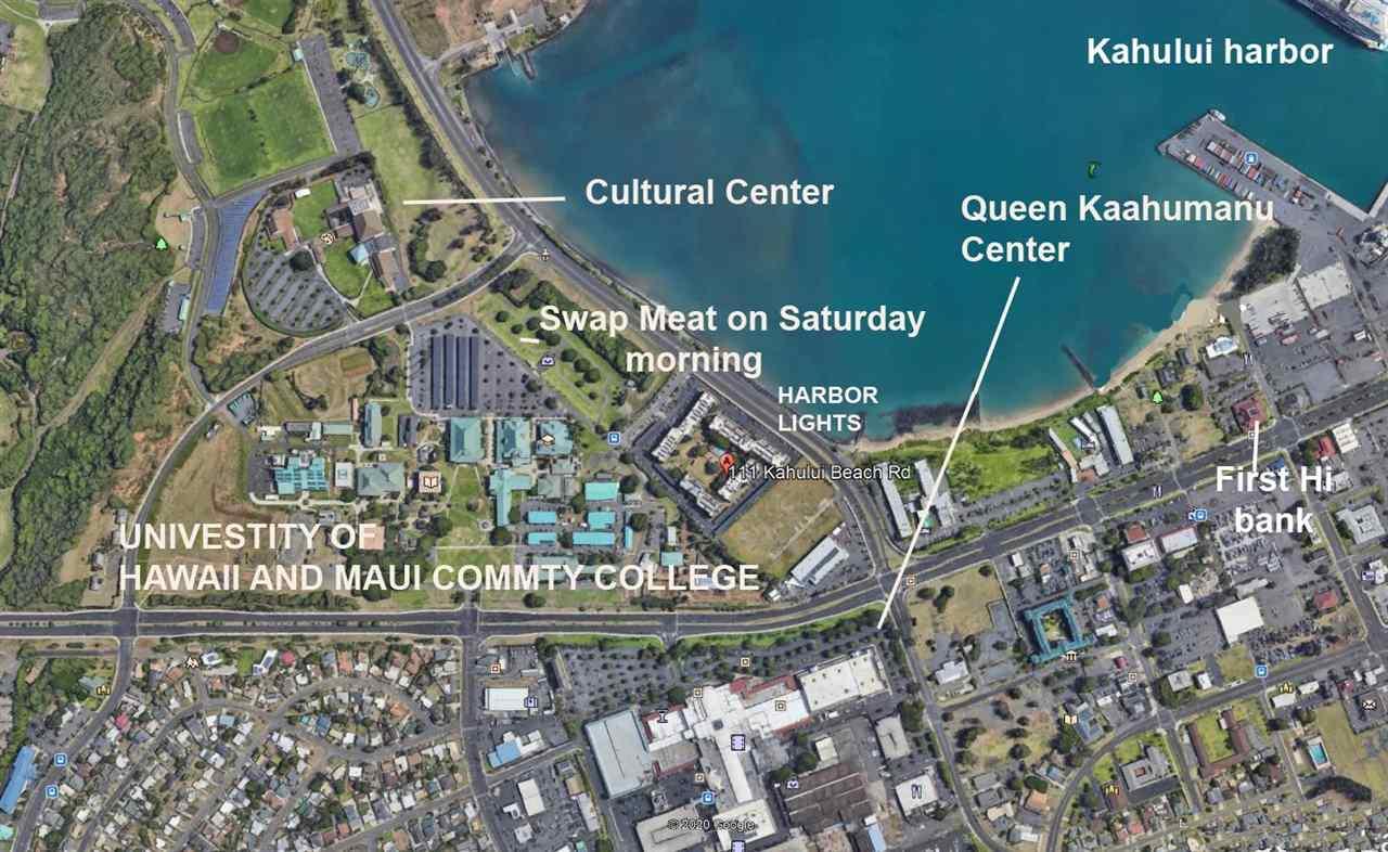 Harbor Lights condo # D402, Kahului, Hawaii - photo 4 of 28