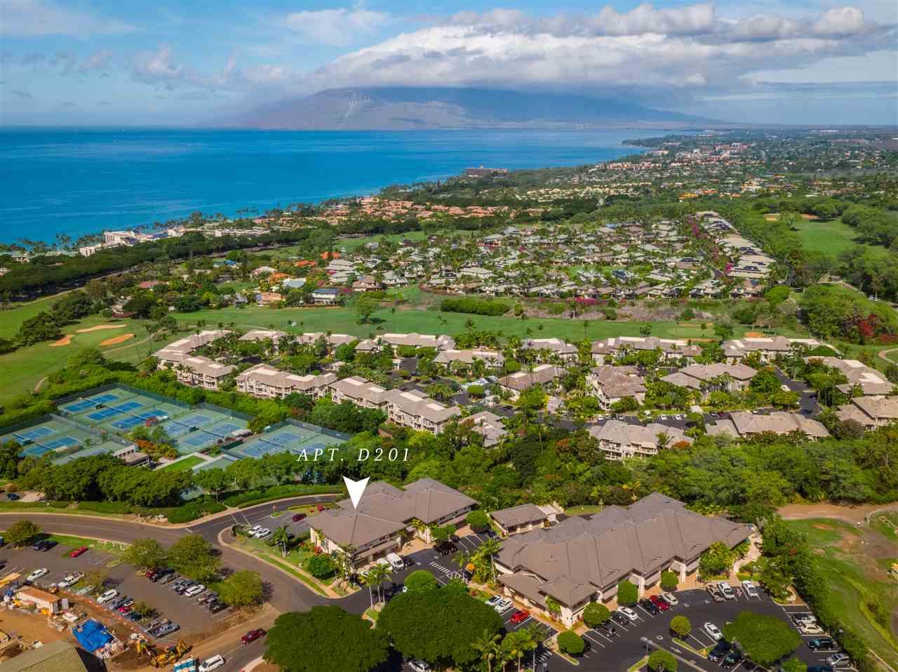 Wailea Town Center condo # D201, Kihei, Hawaii - photo 29 of 30