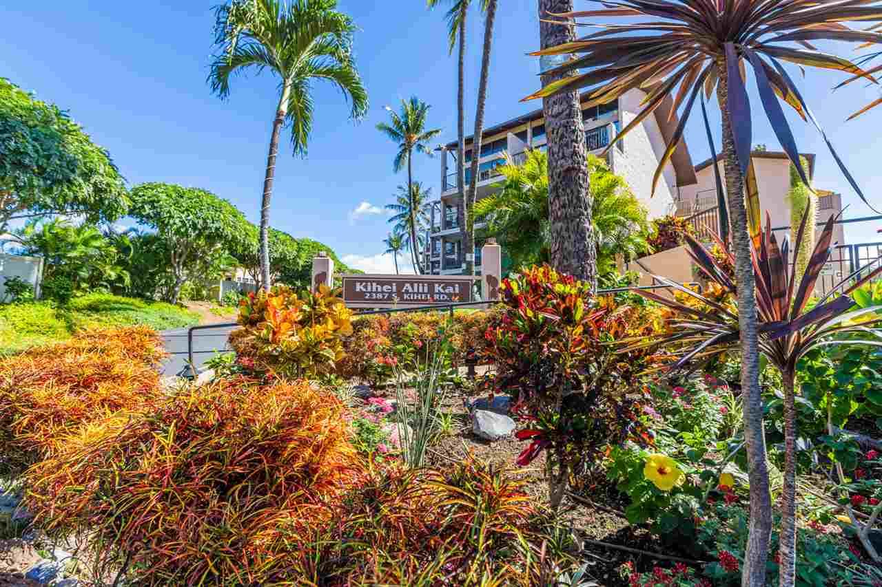 Kihei Alii Kai condo # B403, Kihei, Hawaii - photo 23 of 23
