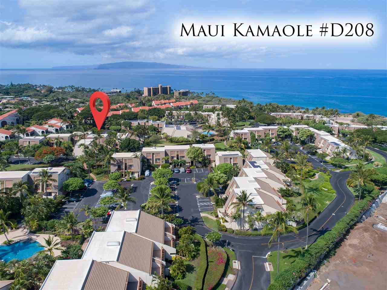 Maui Kamaole condo # D208, Kihei, Hawaii - photo 30 of 30