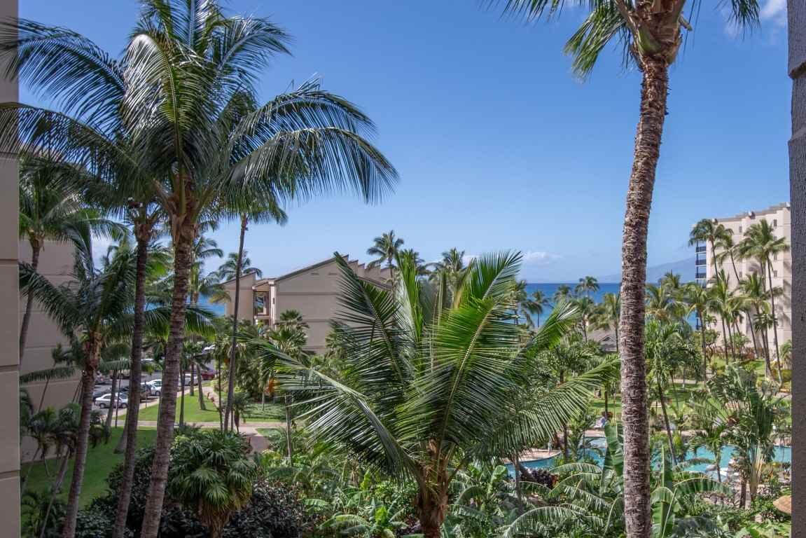 Kaanapali Shores condo # 535, Lahaina, Hawaii - photo 1 of 20