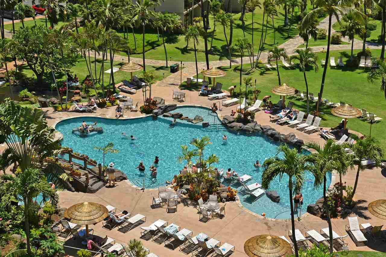 Kaanapali Shores condo # 644, Lahaina, Hawaii - photo 26 of 29
