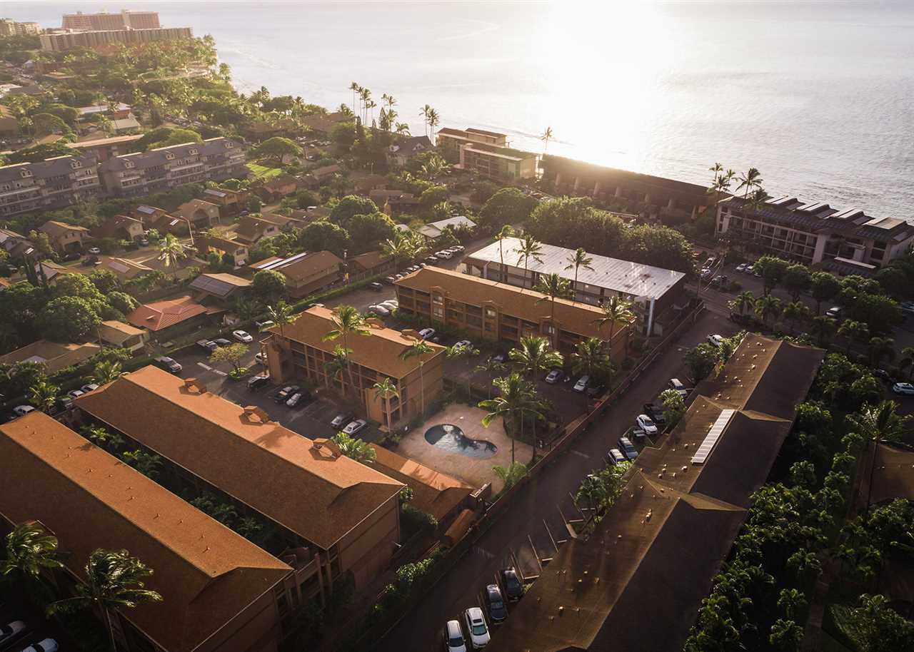 Maui Lani Terraces condo # B204, Lahaina, Hawaii - photo 17 of 21