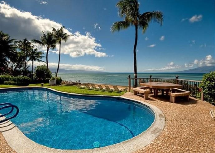 Hoyochi Nikko condo # 201, Lahaina, Hawaii - photo 17 of 18