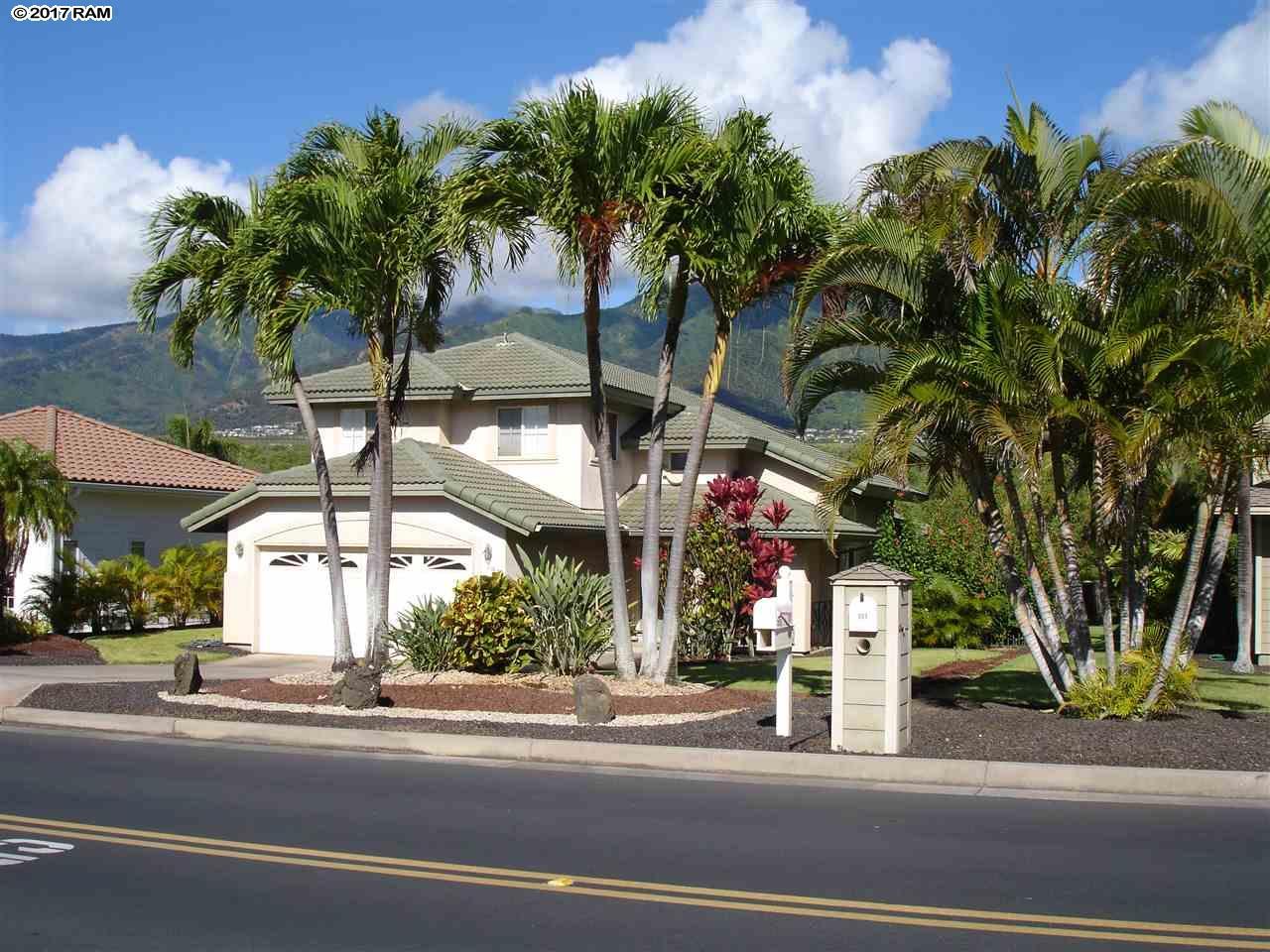 395 Kamalei Cir Maui Lani, Kahului home - photo 1 of 17