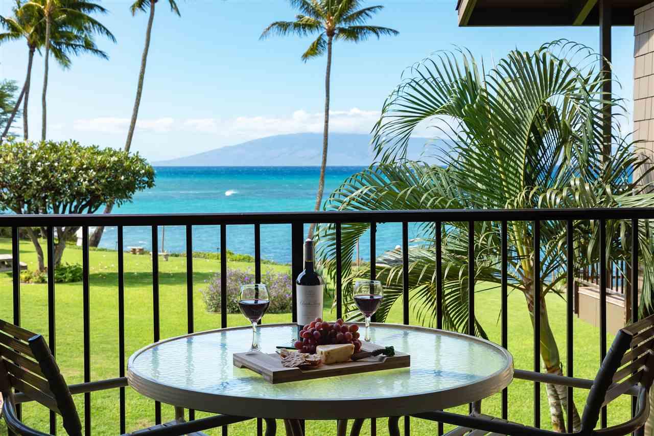 Polynesian Shores condo # 203, Lahaina, Hawaii - photo 2 of 30
