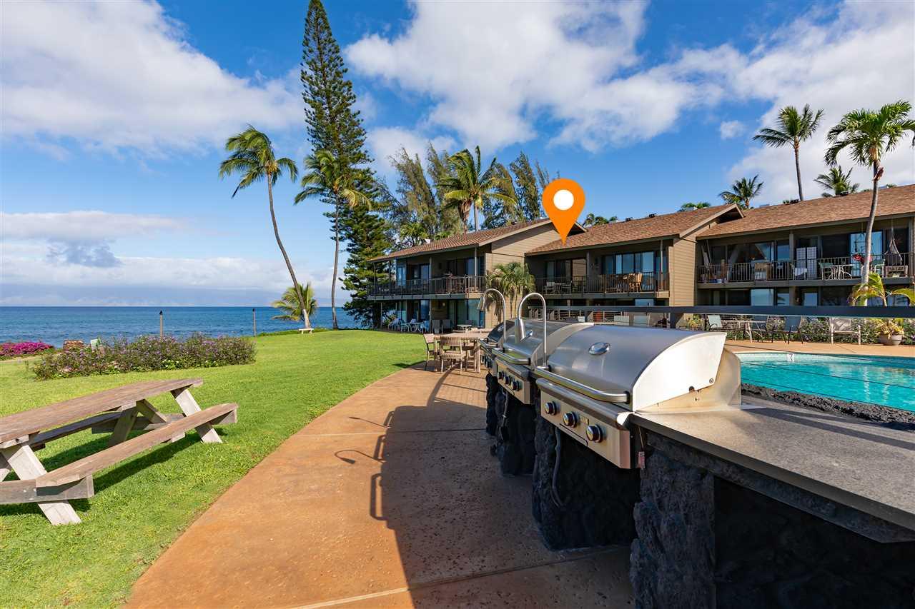 Polynesian Shores condo # 203, Lahaina, Hawaii - photo 22 of 30