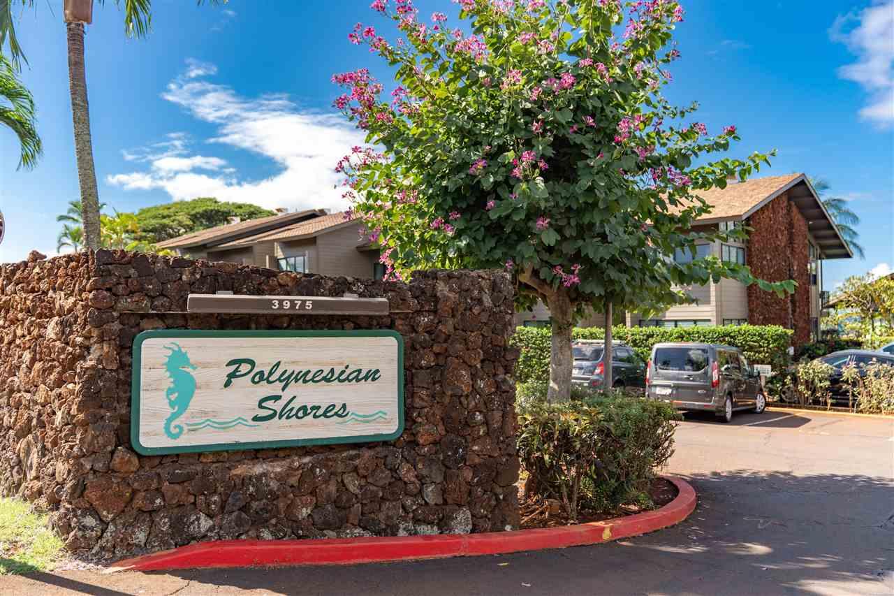 Polynesian Shores condo # 211, Lahaina, Hawaii - photo 28 of 28