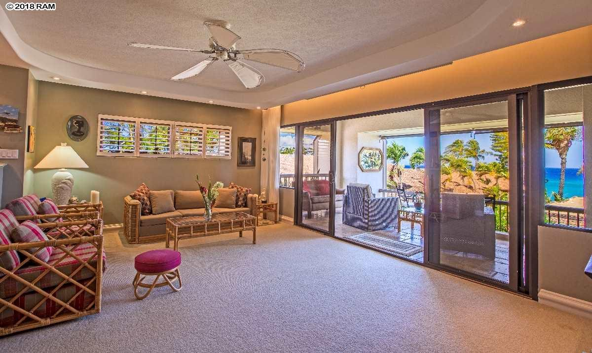 Mahinahina Beach condo # 211, Lahaina, Hawaii - photo 7 of 25