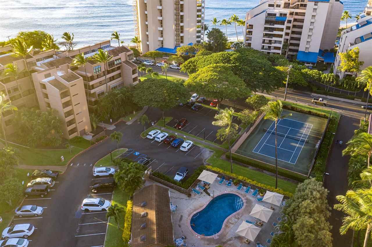 Kahana Villa condo # E412, Lahaina, Hawaii - photo 22 of 22
