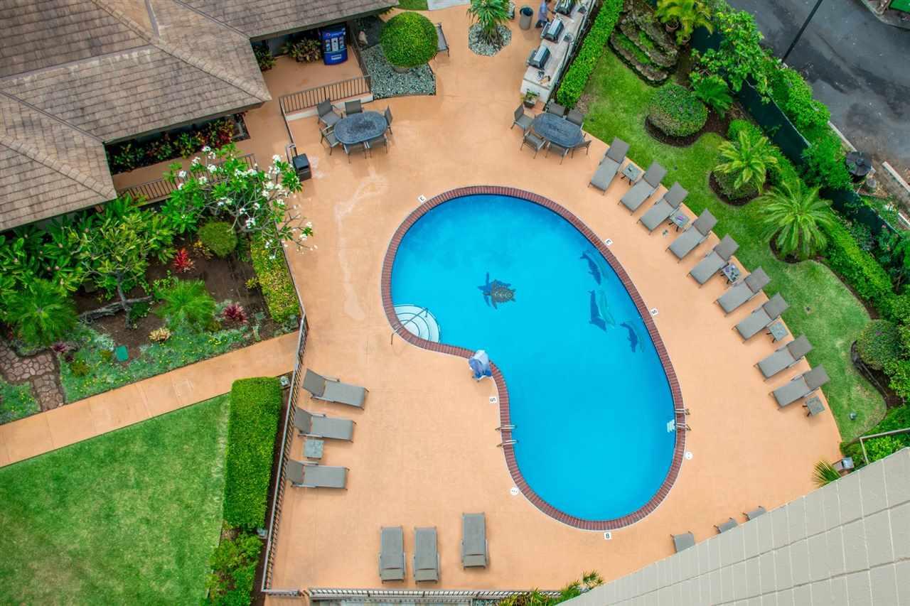 Valley Isle Resort condo # 103B, Lahaina, Hawaii - photo 27 of 30