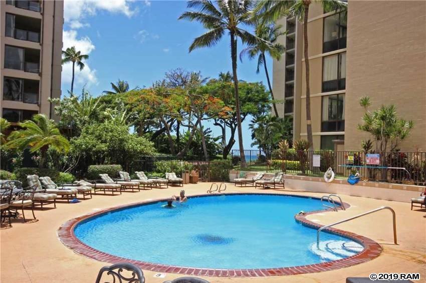 Valley Isle Resort condo # 1105, Lahaina, Hawaii - photo 25 of 26