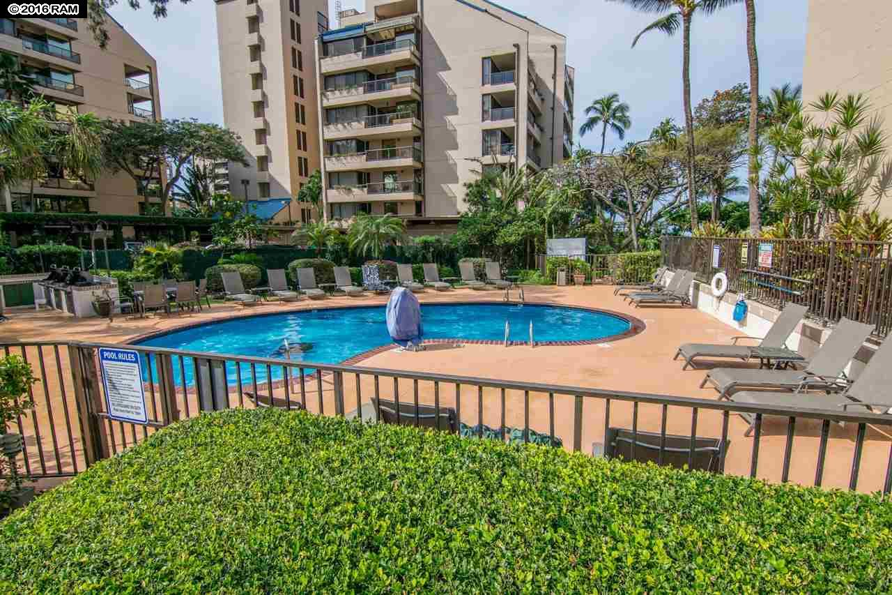 Valley Isle Resort condo # 1107, Lahaina, Hawaii - photo 16 of 17