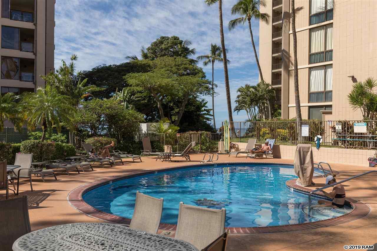 Valley Isle Resort condo # 205, Lahaina, Hawaii - photo 24 of 25