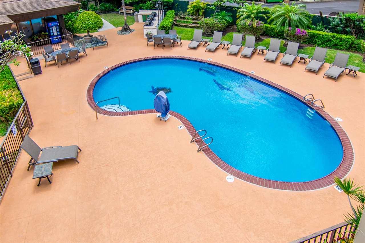Valley Isle Resort condo # 405B, Lahaina, Hawaii - photo 28 of 28
