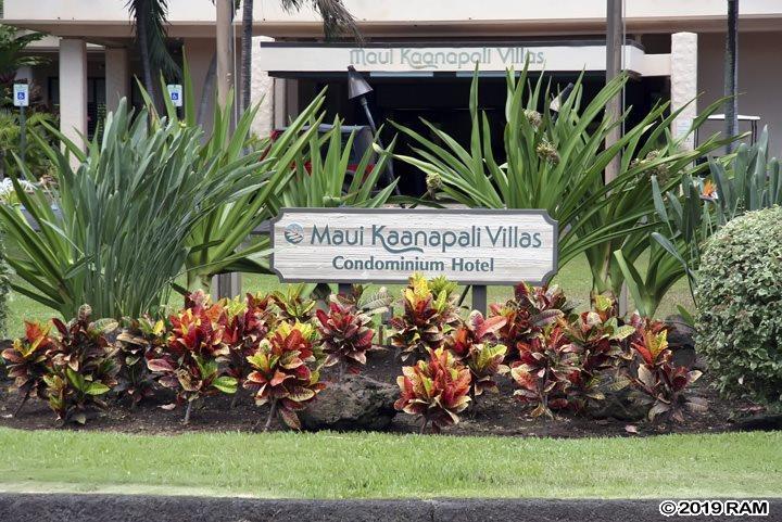 Maui Kaanapali Villas condo # A503, Lahaina, Hawaii - photo 1 of 20