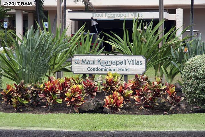 Maui Kaanapali Villas condo # C266, Lahaina, Hawaii - photo 1 of 2