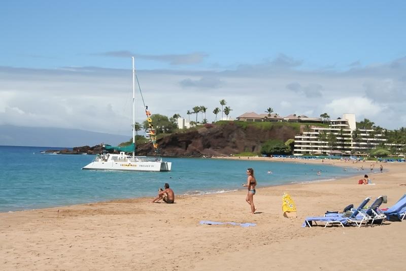 Masters condo # 2805, Lahaina, Hawaii - photo 26 of 27
