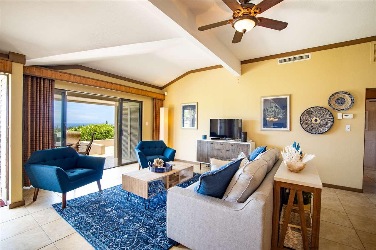 Kapalua Golf Villas condo # 21P3-4, Lahaina, Hawaii - photo 1 of 30
