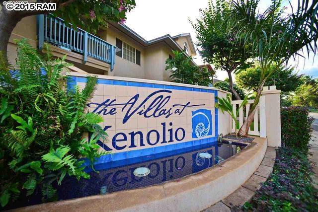 Villas at Kenolio II condo # 6-G, Kihei, Hawaii - photo 1 of 30