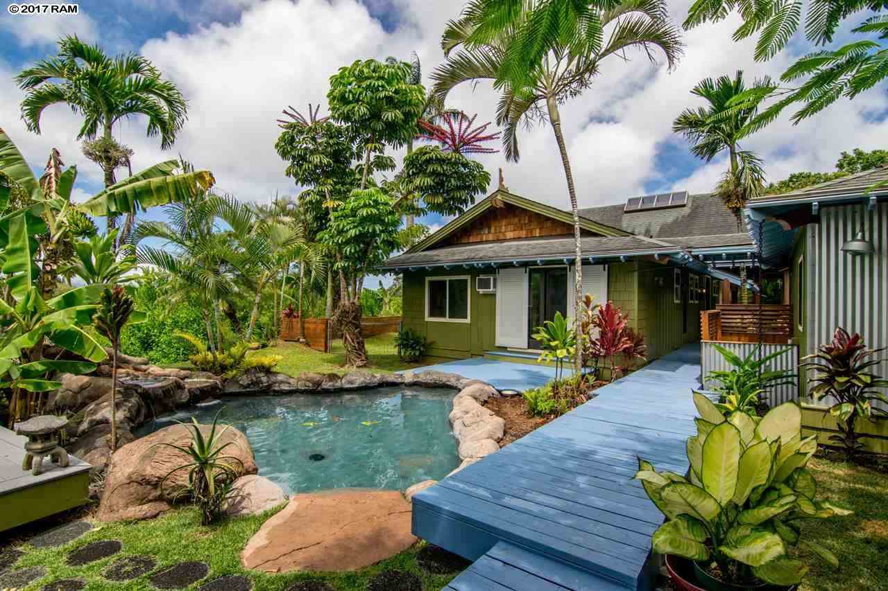 690  Kuiaha Rd Haiku, Haiku home - photo 1 of 30