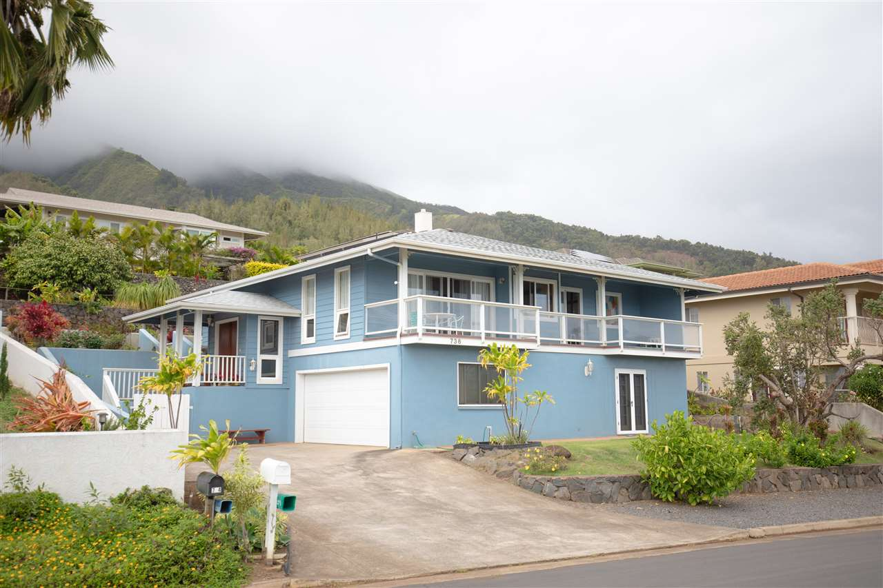 736  Alu Rd , Wailuku home - photo 1 of 18