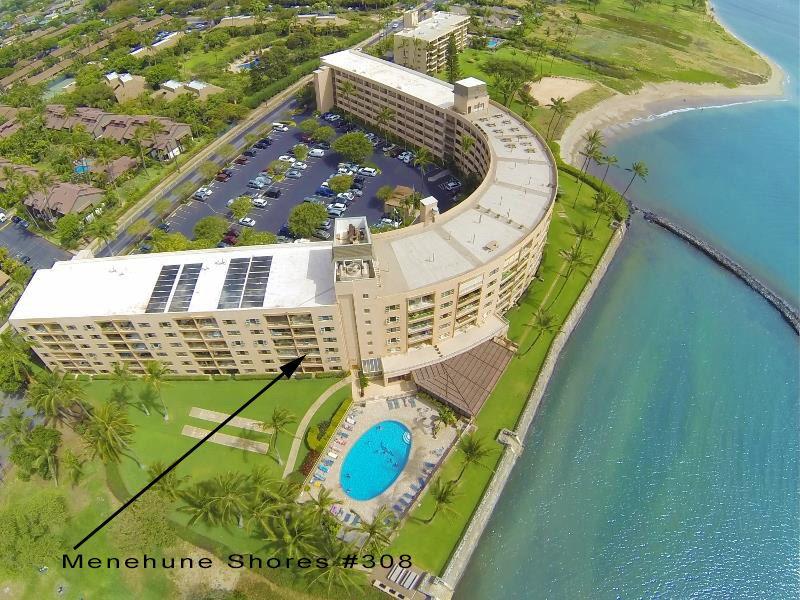 Menehune Shores condo # 308, Kihei, Hawaii - photo 1 of 22