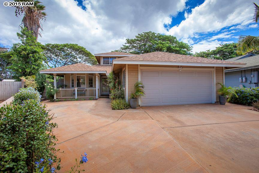 919  Kahoku Pl , Kihei home - photo 1 of 30