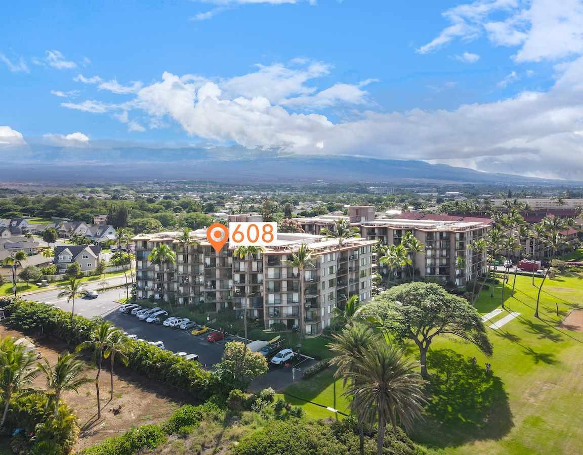 Kauhale Makai condo # 608, Kihei, Hawaii - photo 25 of 30