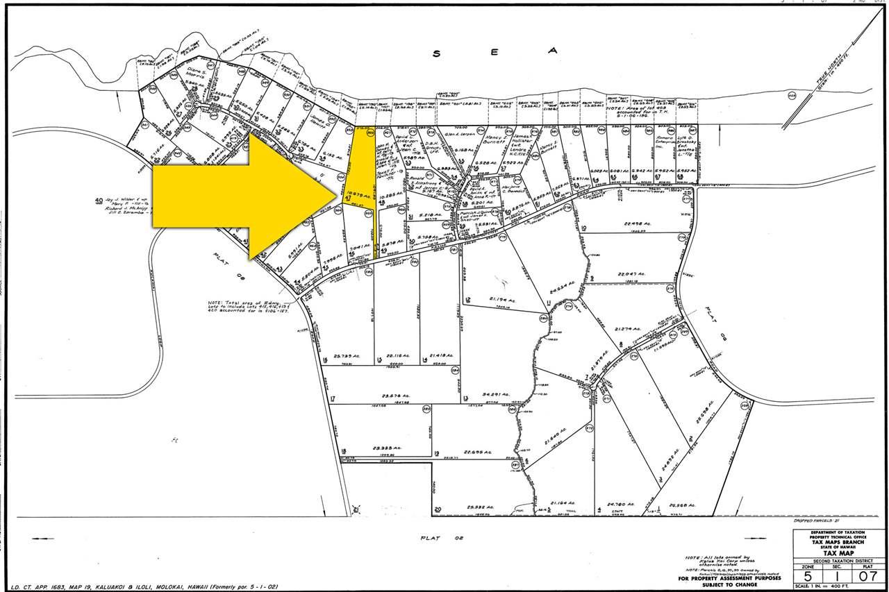 0 Kalua Koi Rd Builder Lot 238 Maunaloa, Hi 96770 vacant land - photo 18 of 18