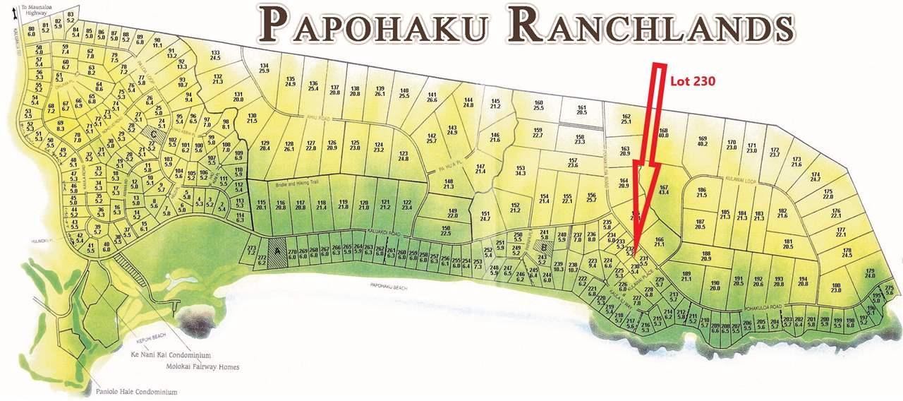 0 Kulawai Pl Lot 230 Maunaloa, Hi 96770 vacant land - photo 1 of 6