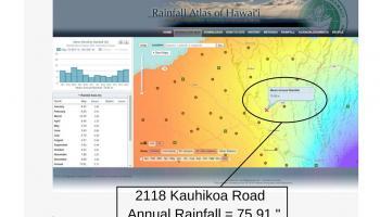 2118 Kauhikoa Rd  Haiku, Hi 96708 vacant land - photo 4 of 4